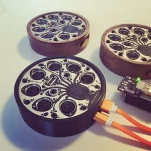 RK-004 Wood/3D
