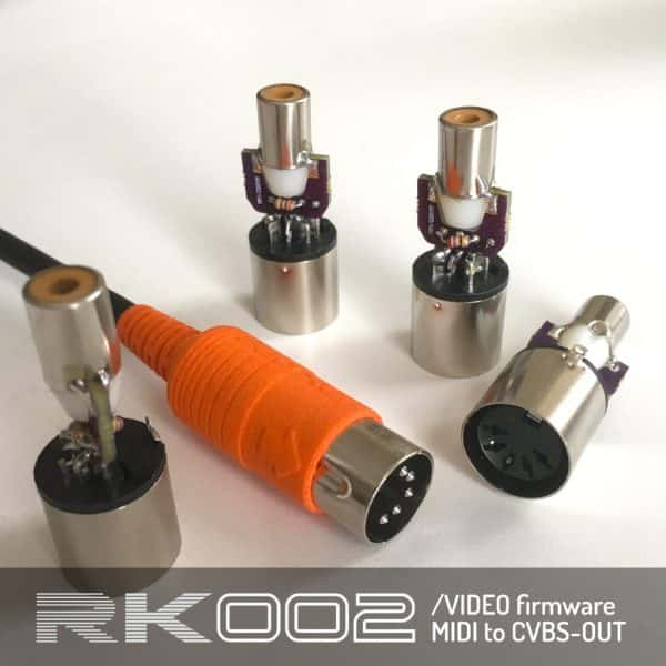 RK-102 Video adapter