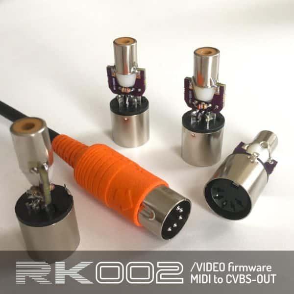 RK-102 Video adapter
